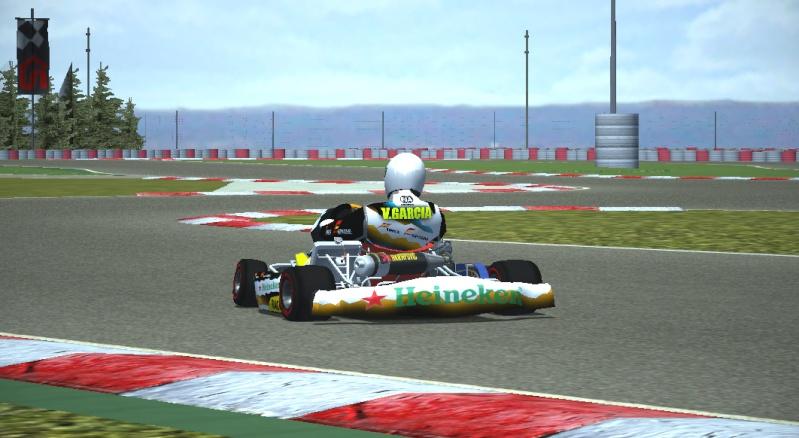 Skin Victor Garcia Karting 112