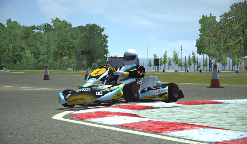 Skin Victor Garcia Karting 212