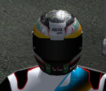 Skin Victor Garcia Karting Casco310