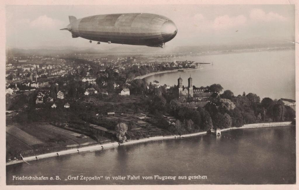 Zeppelin - ungewöhnliche und seltene Destinationen - Seite 2 Besuch11
