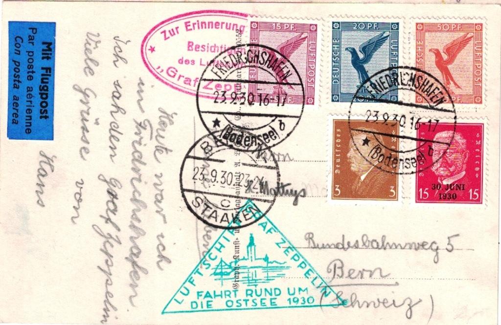 Zeppelin - ungewöhnliche und seltene Destinationen - Seite 2 Ostsee11