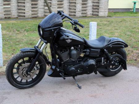 quel guidon pour mon FXDX ? Harley10