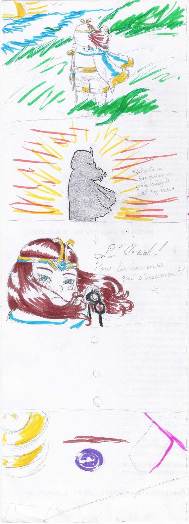 heuuu, je crois que ce sont mes dessins, de Moyo.... - Page 13 Loreal10