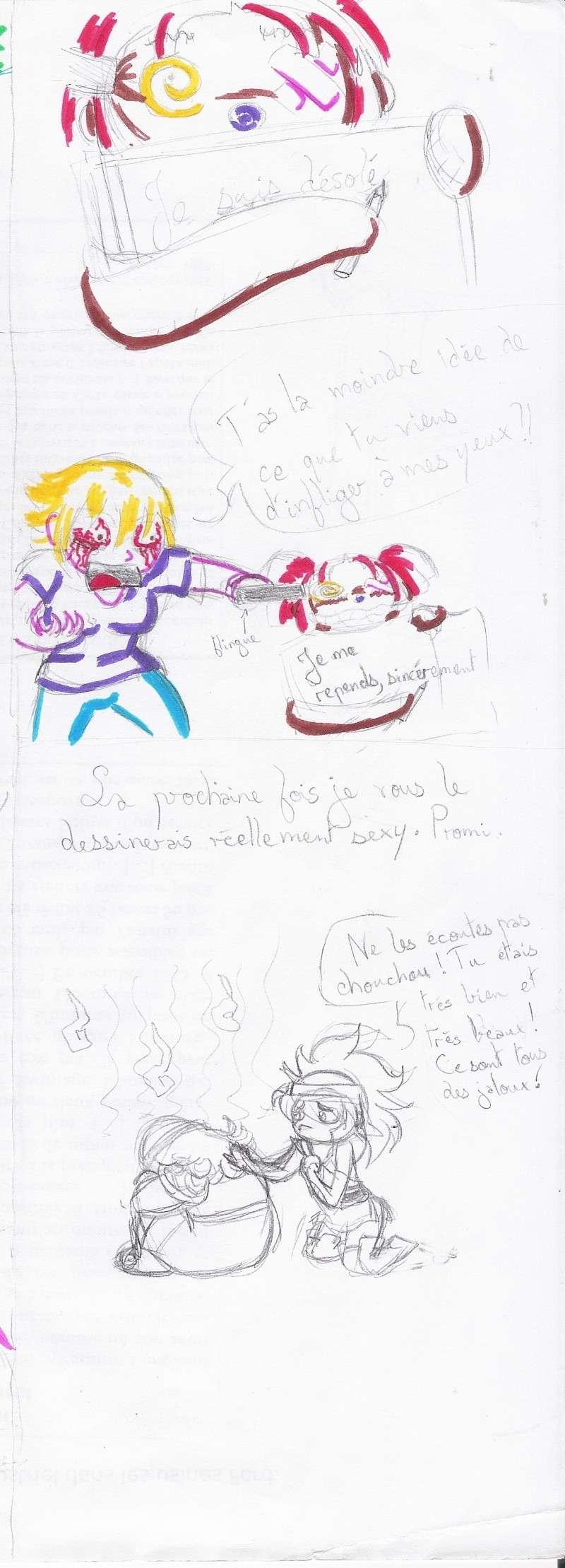 heuuu, je crois que ce sont mes dessins, de Moyo.... - Page 13 Loreal11