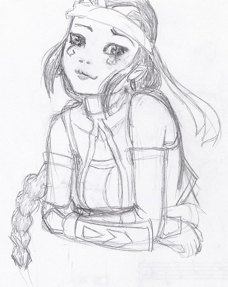 heuuu, je crois que ce sont mes dessins, de Moyo.... - Page 13 Maraka10