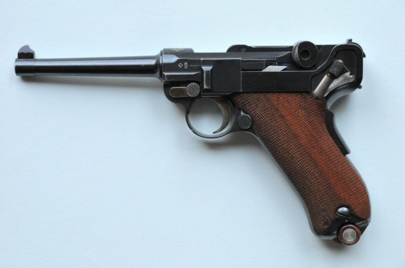 Les pistolets Parabellum suisses, modèles DWM 1900. Dwm_1910