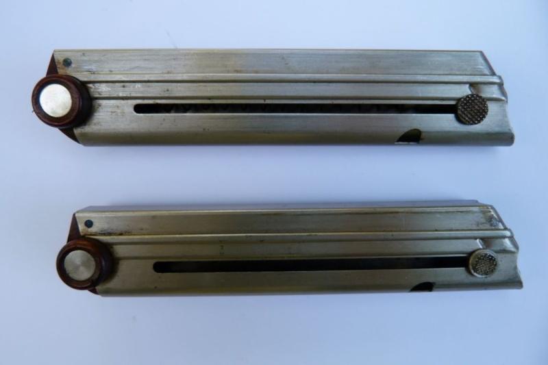 Les pistolets Parabellum suisses, modèles DWM 1900. Luger_17