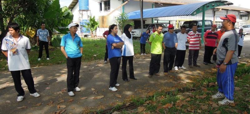 Latihan Perbarisan Hari Kebangsaan Peringkat Negeri Sabah Bagi 31hb. Ogos 2012 1010