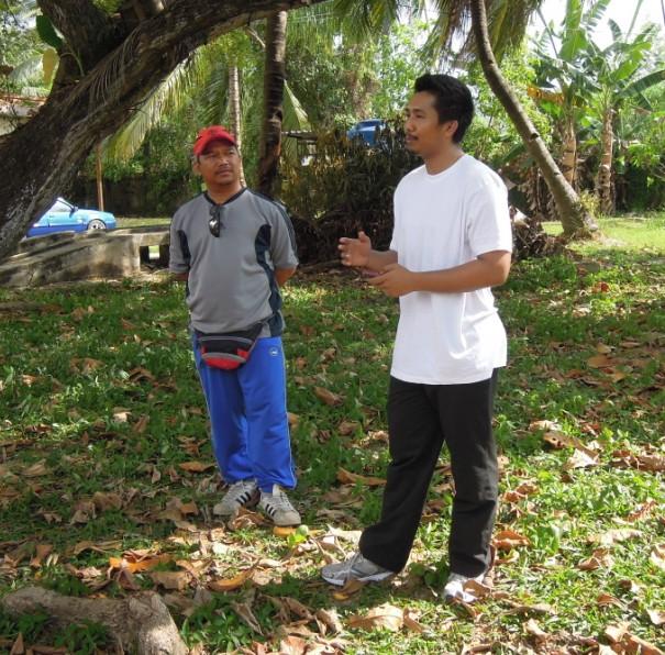 Latihan Perbarisan Hari Kebangsaan Peringkat Negeri Sabah Bagi 31hb. Ogos 2012 1110
