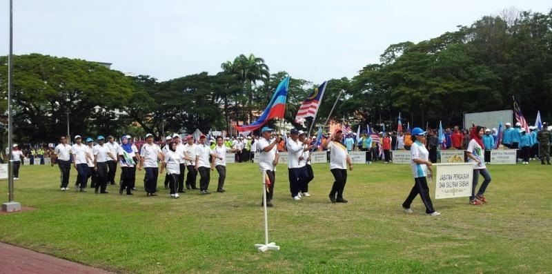 Perbarisan TYT Negeri Sabah di Padang Merdeka Kota Kinabalu (06.10.2012) 137