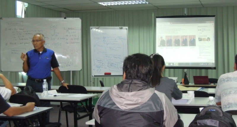 SAFETY AND HEALTH OFFICER CERTIFICATE PROGRAMME (PART TIME) 22.09 - 09.12.2012, KOTA KINABALU SABAH 149