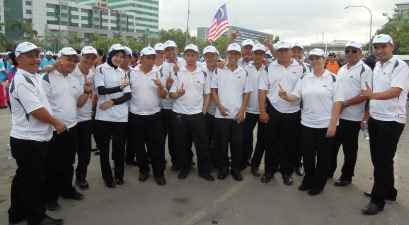 Latihan Perbarisan Hari Kebangsaan Peringkat Negeri Sabah Bagi 31hb. Ogos 2012 - Page 2 314