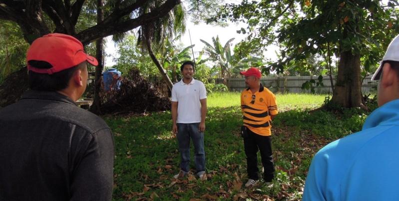 Latihan Perbarisan Hari Kebangsaan Peringkat Negeri Sabah Bagi 31hb. Ogos 2012 412