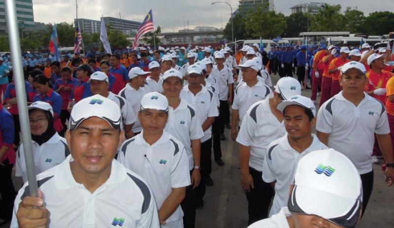 Latihan Perbarisan Hari Kebangsaan Peringkat Negeri Sabah Bagi 31hb. Ogos 2012 - Page 2 413