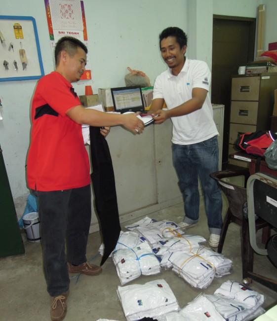 Latihan Perbarisan Hari Kebangsaan Peringkat Negeri Sabah Bagi 31hb. Ogos 2012 512