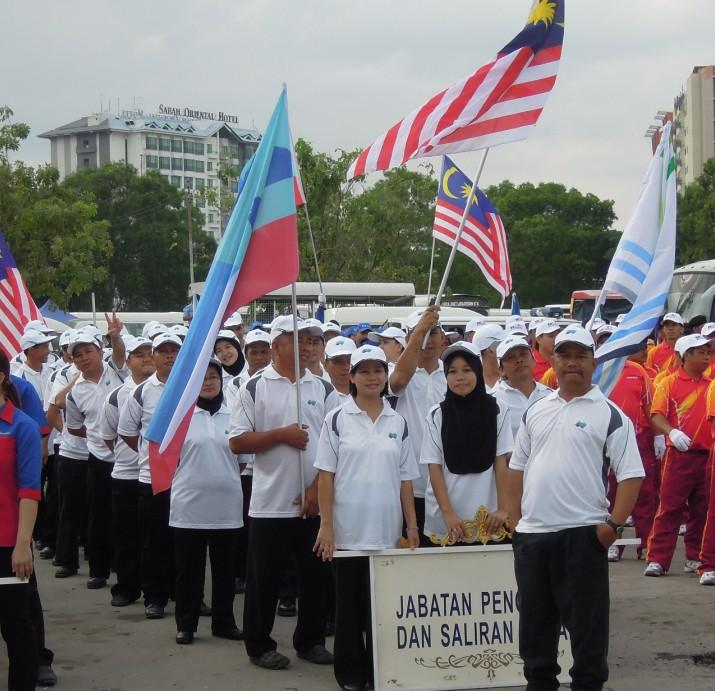 Latihan Perbarisan Hari Kebangsaan Peringkat Negeri Sabah Bagi 31hb. Ogos 2012 - Page 2 513
