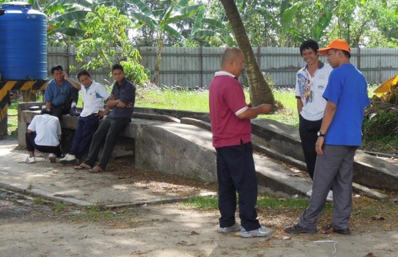 Latihan Perbarisan Hari Kebangsaan Peringkat Negeri Sabah Bagi 31hb. Ogos 2012 710