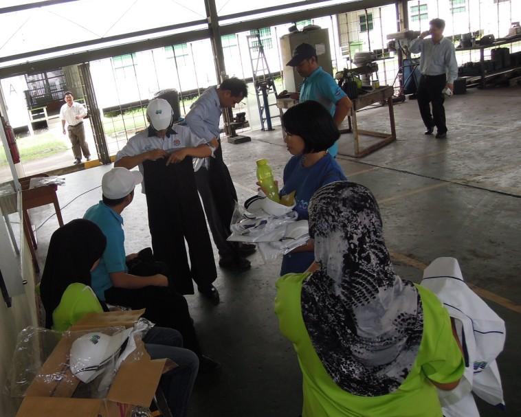 Latihan Perbarisan Hari Kebangsaan Peringkat Negeri Sabah Bagi 31hb. Ogos 2012 712