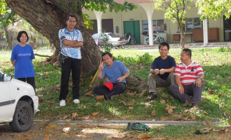 Latihan Perbarisan Hari Kebangsaan Peringkat Negeri Sabah Bagi 31hb. Ogos 2012 810