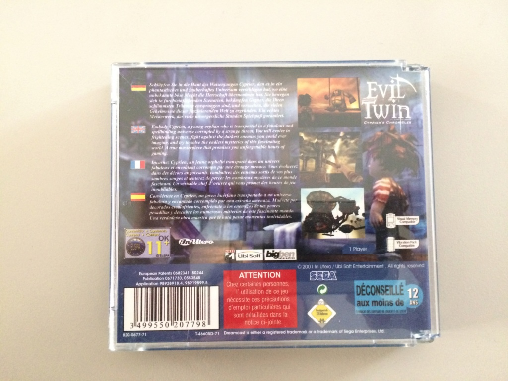 [VDS]  Evil Twin Dreamcast / Shining the Holy Ark/Lot Mega CD Img_0430