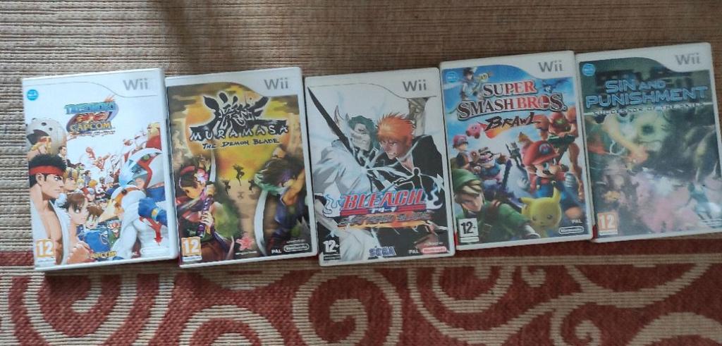 [VDS] Jeux WII Wii10