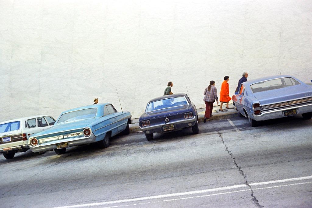 Vieille photo qui inclus des Mustang 65-73  - Page 6 10624810