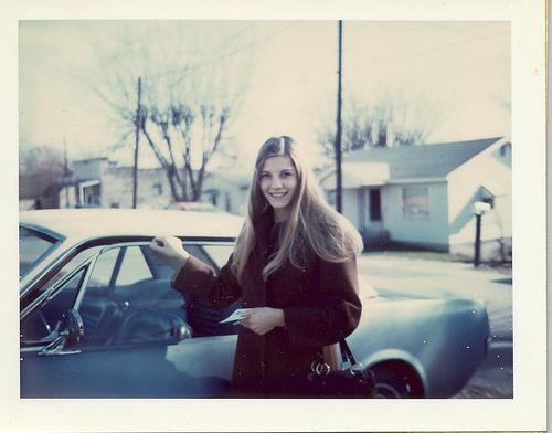 Vieille photo qui inclus des Mustang 65-73  - Page 7 12716210