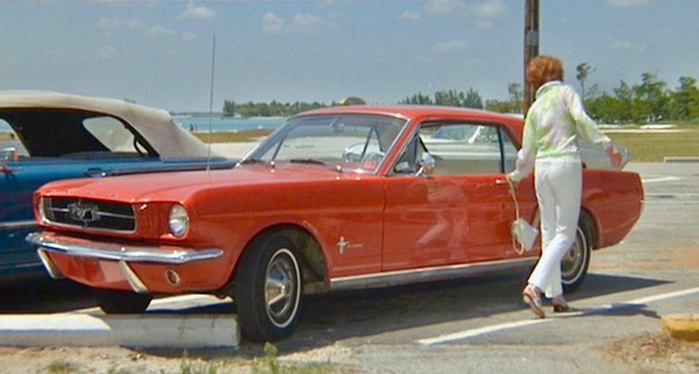 Vieille photo qui inclus des Mustang 65-73  - Page 7 13890710