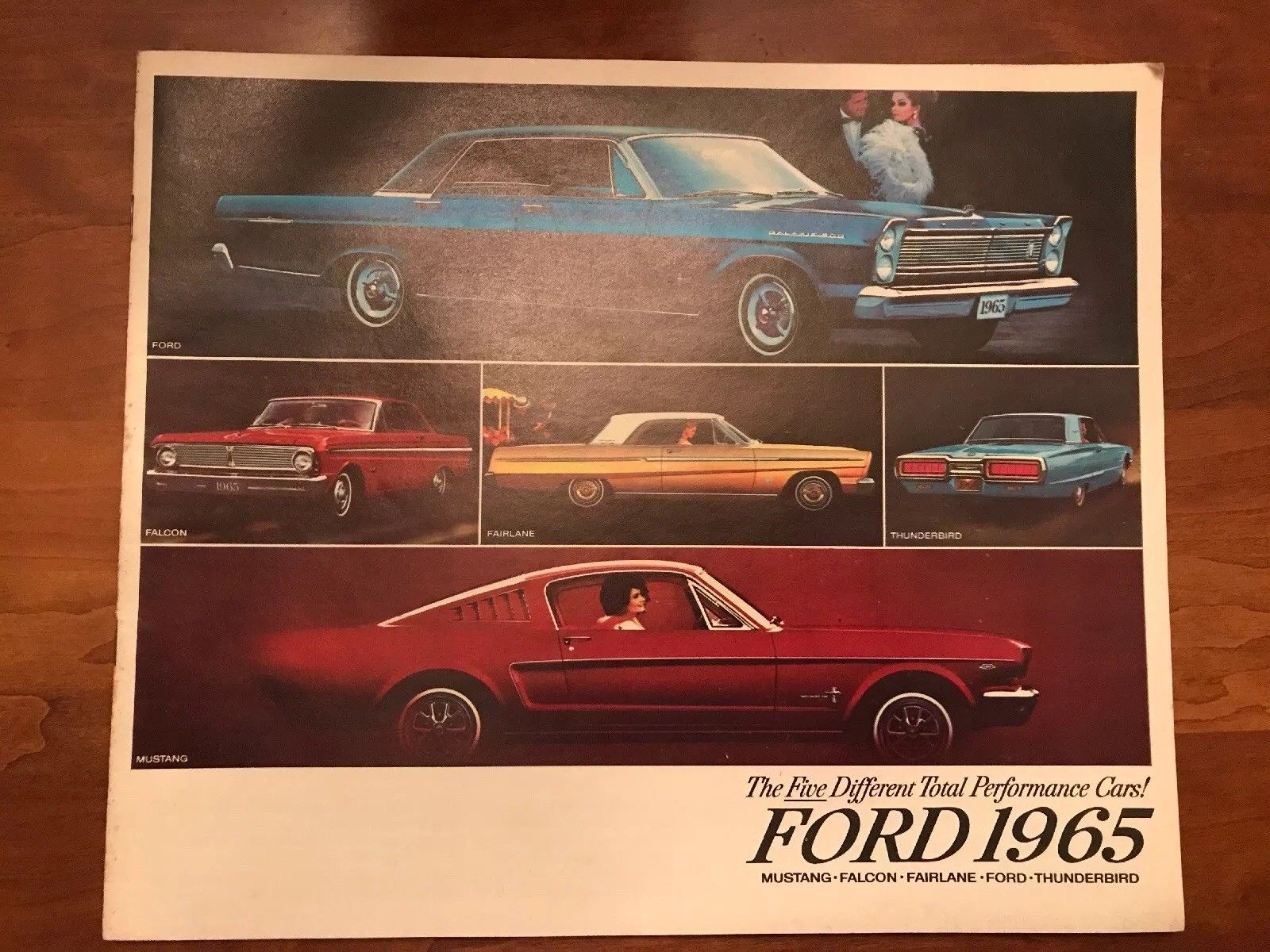Brochure de vente Ford 1965 (en anglais) 1965_f12