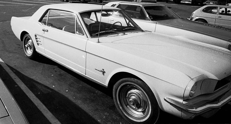 Vieille photo qui inclus des Mustang 65-73  - Page 6 49295510