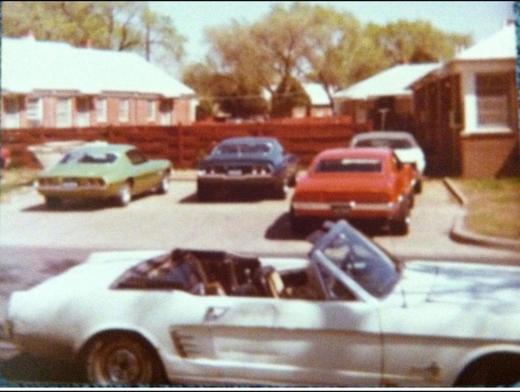 Vieille photo qui inclus des Mustang 65-73  - Page 6 89750410