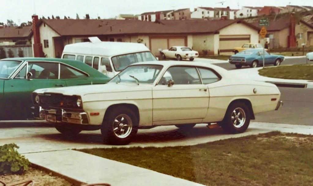 Vieille photo qui inclus des Mustang 65-73  - Page 6 94882710