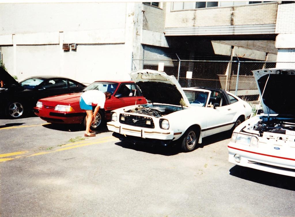 Montréal Mustang dans le temps! 1981 à aujourd'hui (Histoire en photos) - Page 6 Action11