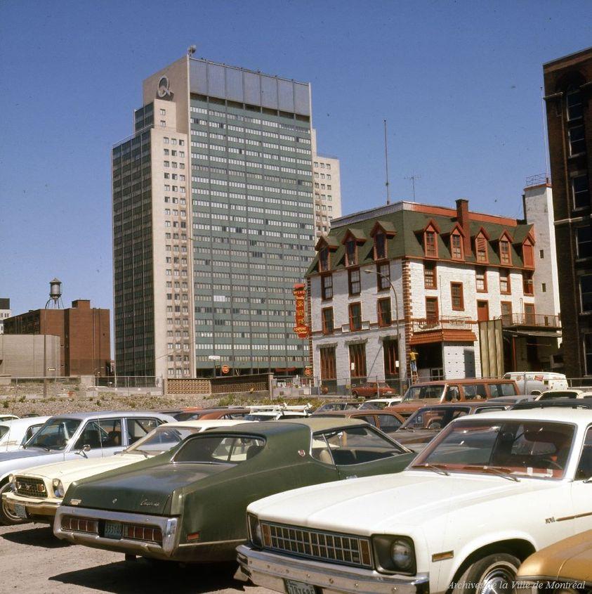 Vieille photo qui inclus des Cougar 67-73 Archiv10