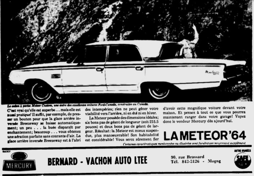 Bernard-Vachon auto ltée Bernar10
