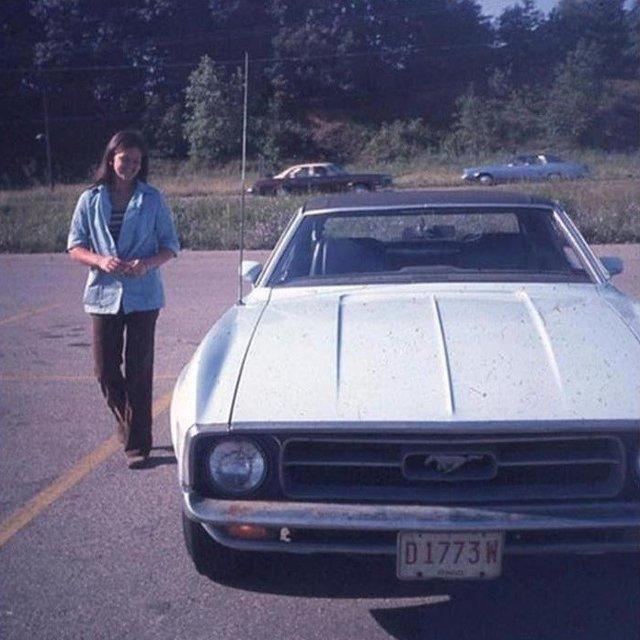 Vieille photo qui inclus des Mustang 65-73  - Page 6 Big10