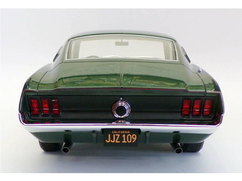 Mustang 1968 échelle 1:12 Bullit44