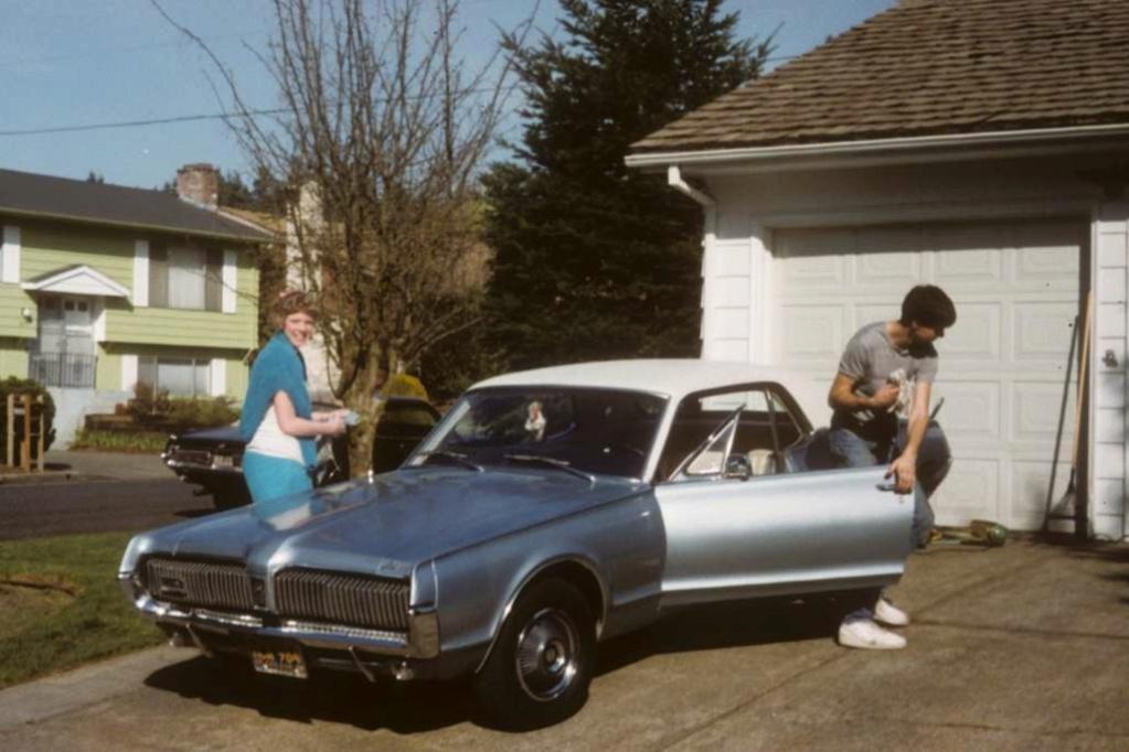 Vieille photo qui inclus des Cougar 67-73 Cougar21