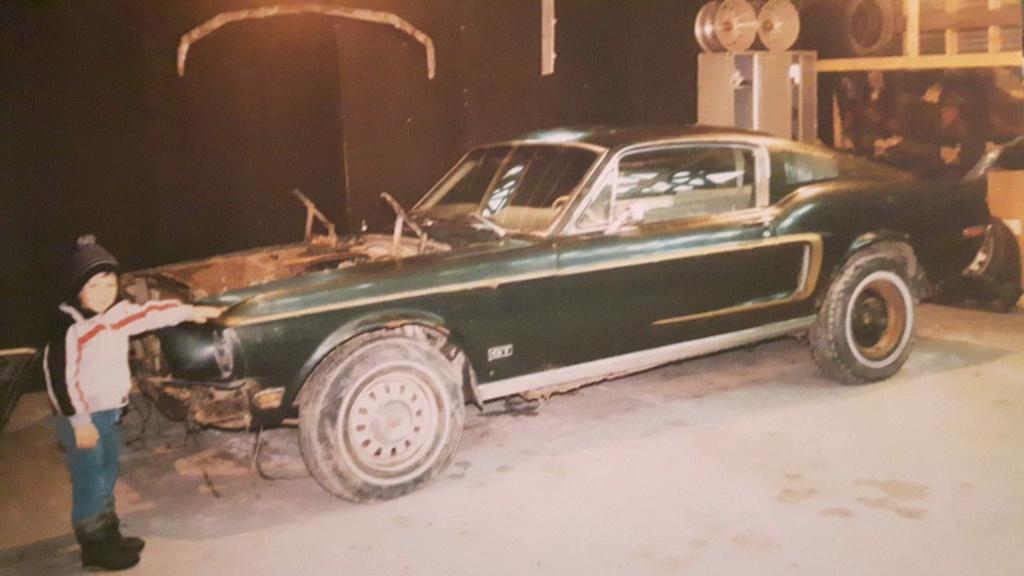 Vieille photo qui inclus des Mustang 65-73  - Page 6 Daniel10