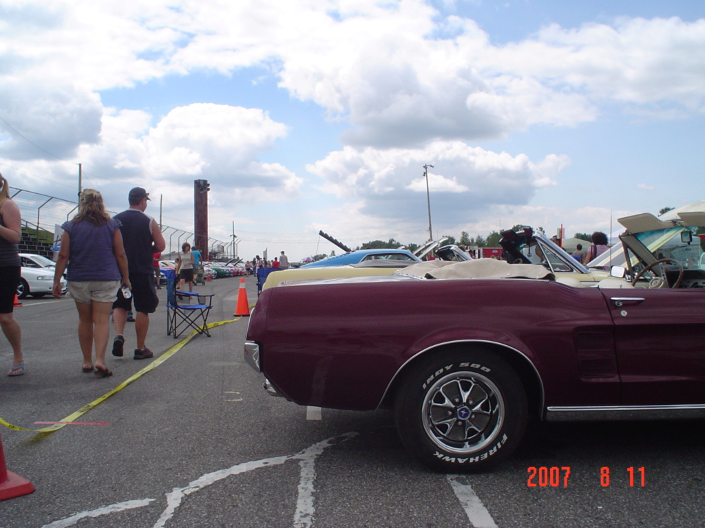 La Mustang 1967 du membre Renald Remillard Dsc00310