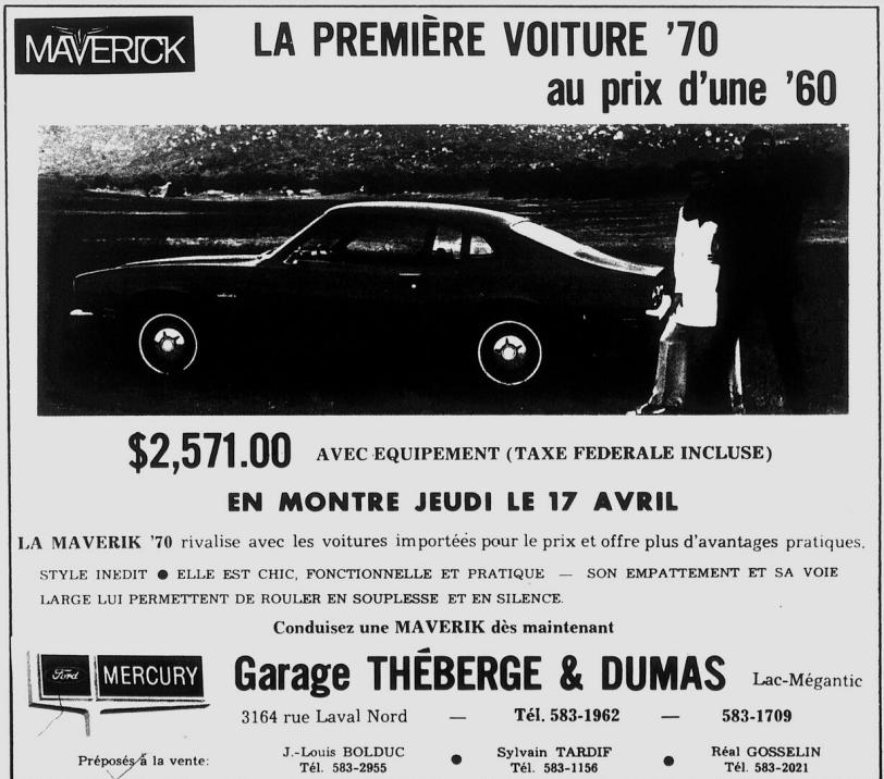 Garage Théberge et Dumas  inc.(Auto Latulippe & Dumas inc.) Garage10