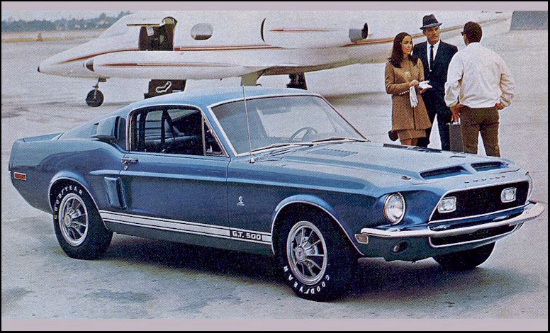 Quelque photo original de Shelby 1968 - Page 2 Gt500210