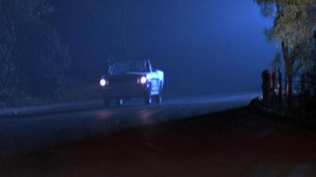 """Mustang 1966 dans le film """"Joe Friday (1987)""""  Image245"""