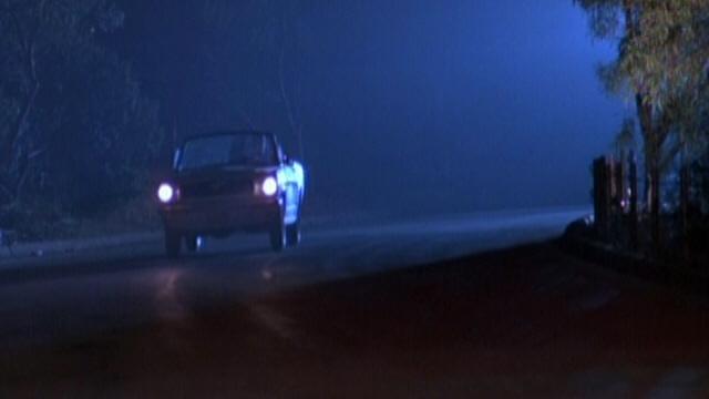"""Mustang 1966 dans le film """"Joe Friday (1987)""""  Image246"""