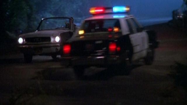 """Mustang 1966 dans le film """"Joe Friday (1987)""""  Image249"""