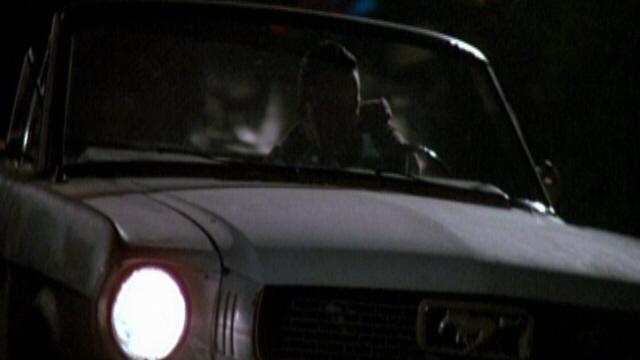 """Mustang 1966 dans le film """"Joe Friday (1987)""""  Image254"""