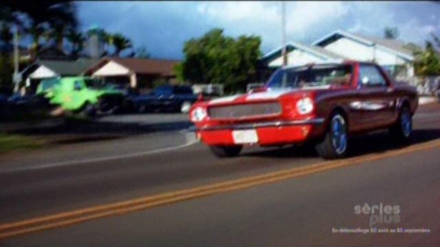 Mustang 65-66 dans l'émission Hawaï 5.0 (nouvelle version) Image610