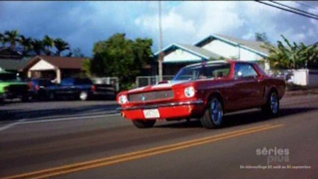 Mustang 65-66 dans l'émission Hawaï 5.0 (nouvelle version) Image612