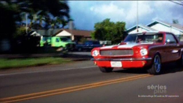 Mustang 65-66 dans l'émission Hawaï 5.0 (nouvelle version) Image613