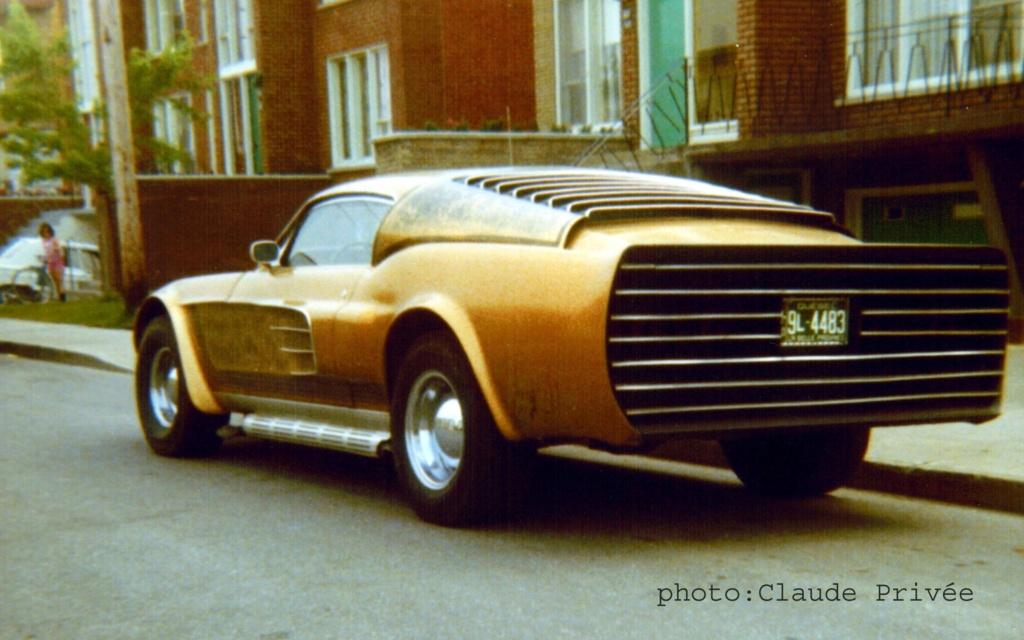 La Mustang 1967 modifié par Xavier Miron de Montréal Miron_11